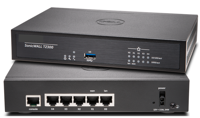 Sonicwall Tz300 Out Of The Box Knowledge Base Sonicwall