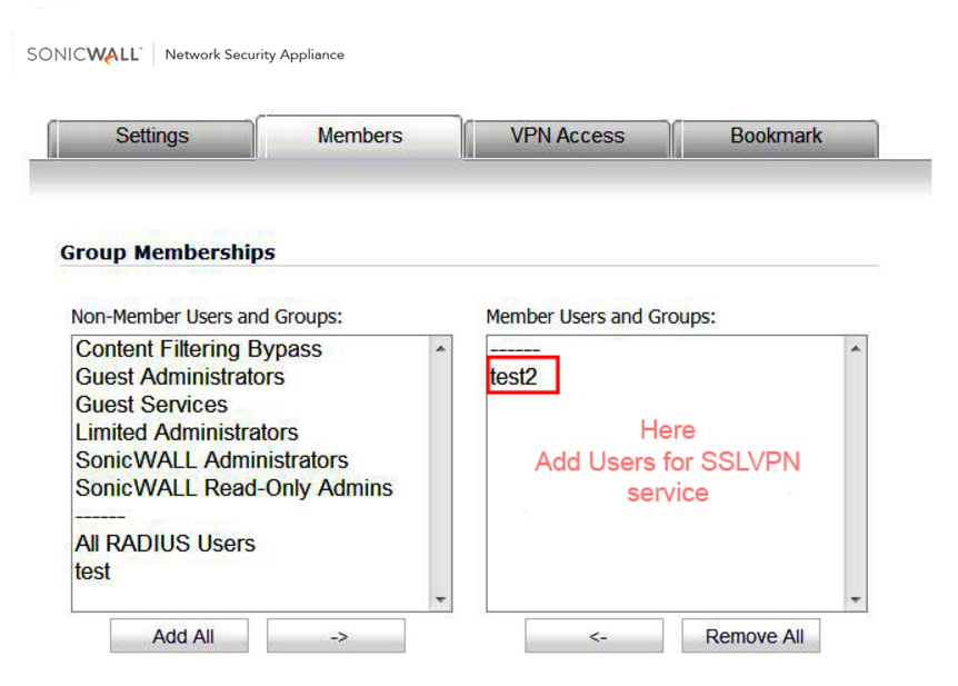 sonicwall aventail virtual appliance