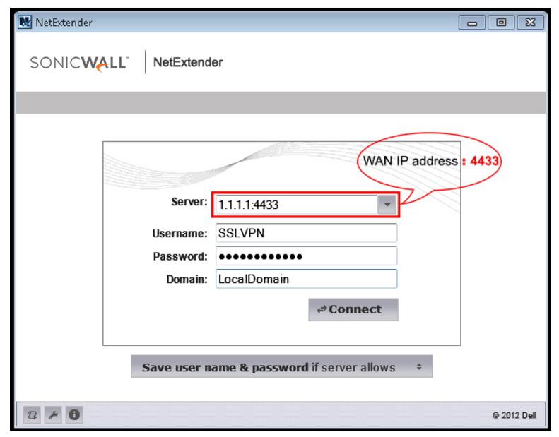 Sonicwall soho global vpn client