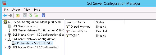 Error [DBNETLIB][ConnectionOpen (Connect().]SQL Server ...