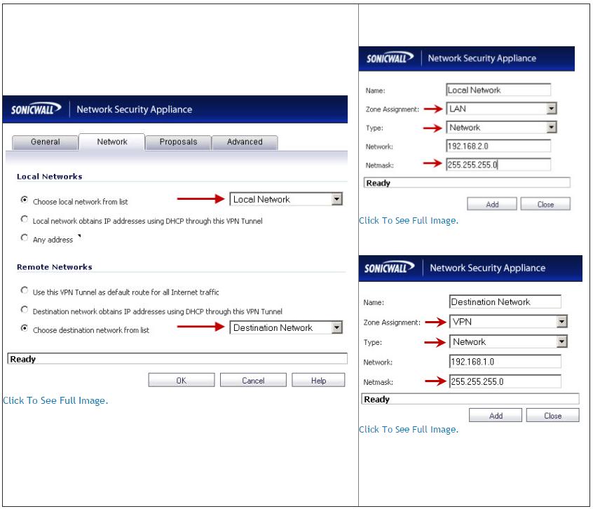 src=https://prod-support-images-cfm.s3.amazonaws.com/KB_1-2RABYK7_Network%20Mismatch_2.png width=600></p></p><p class=single-solution-heading>RESOLUTION: <br><p>Lorsque vous configurez le VPN, assurez vous que les Local et Destination Networks correspondent sur chacun des appareils. Assurez vous que le Local Network du premier site corresponde au Remote Network du deuxième site, etc.</p><p><img alt=