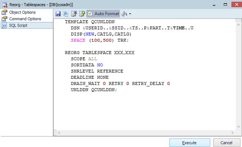 ReorgScript