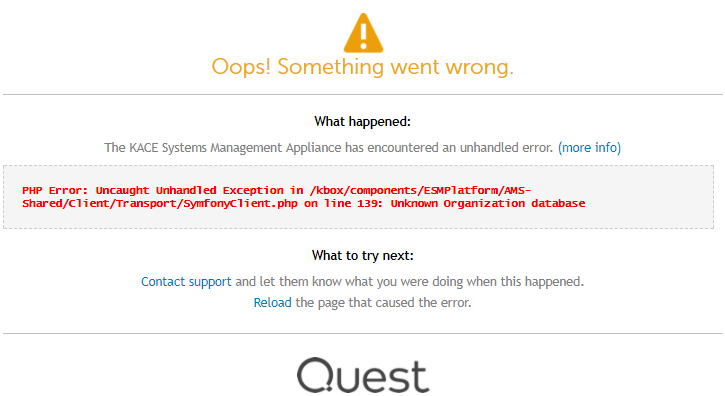 Oops! Something went wrong