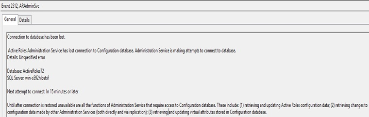 Is SQL Server encryption supported? (262157)