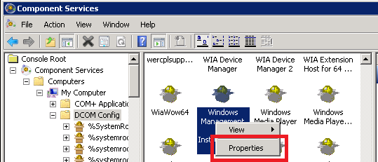 How to set a static (fixed) WMI port in Windows (114559)